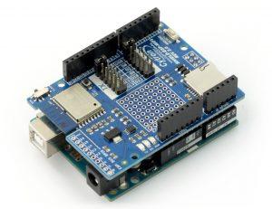 Cytron ESP-WROOM-02 WiFi - Shield dla Arduino