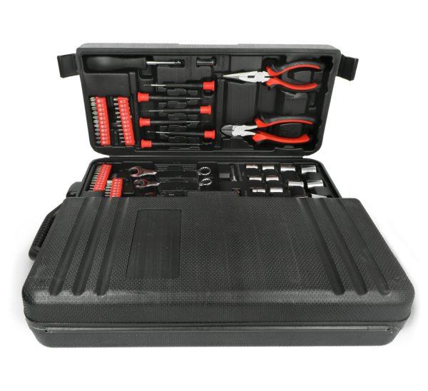 Zestaw narzędzi Stahlbar KL-17075 klucze nasadowe - 221 elementów