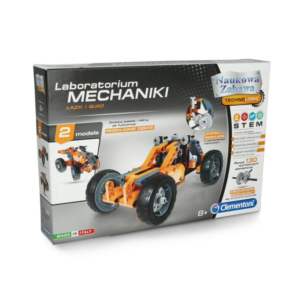 Robot konstrukcyjny Clementoni