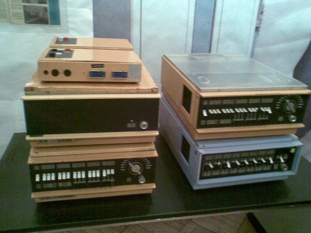 Minikomputer retro - K-202
