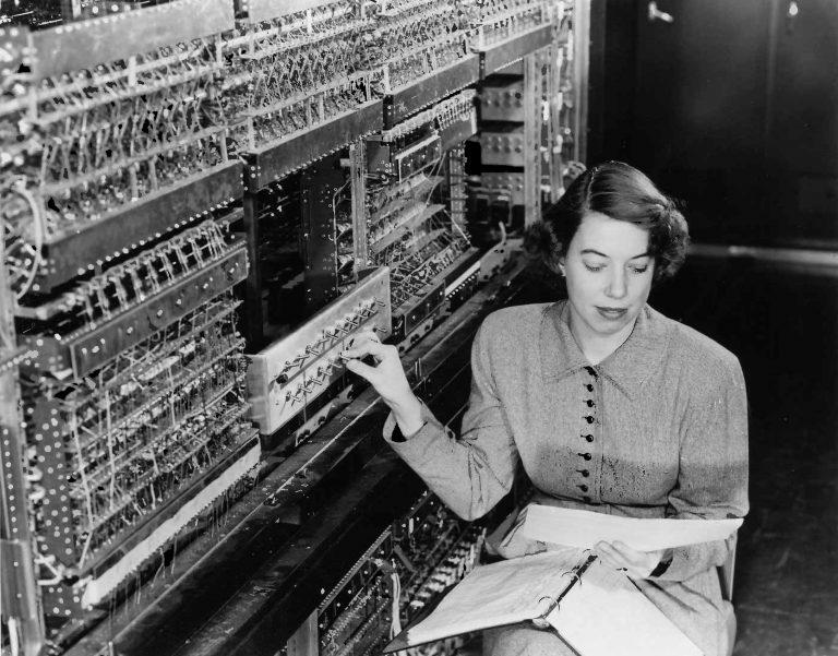 Pierwsze komputery