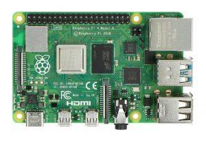 Premiera Raspberry Pi 4B