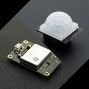 Czujnik PIR - sensor na podczerwień