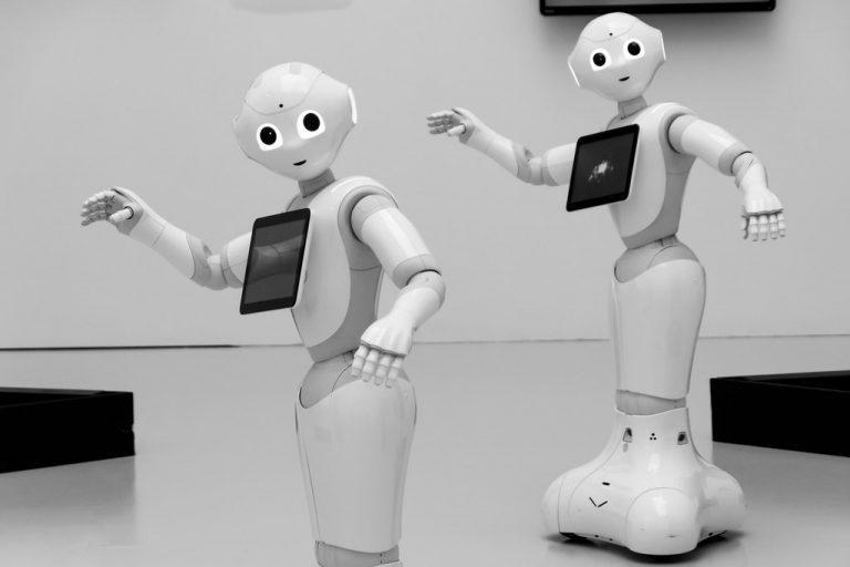 Taniec robotów
