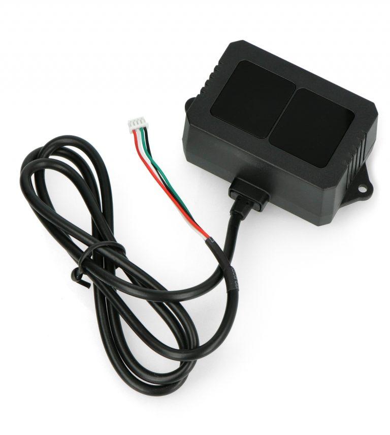 Laserowy czujnik odległości Lidar TF02 Pro IP65