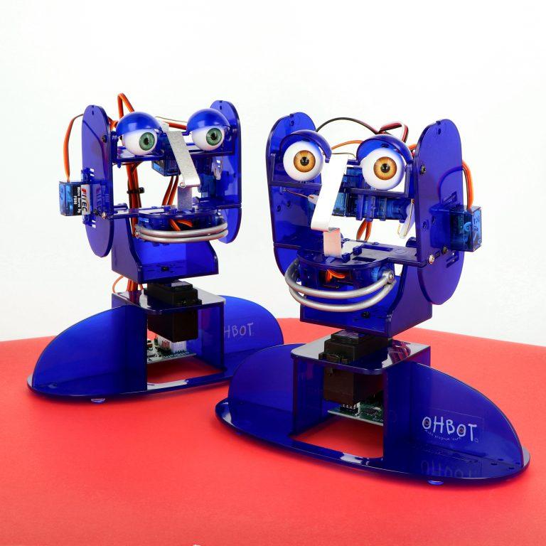 Robot Ohbot dla Windows