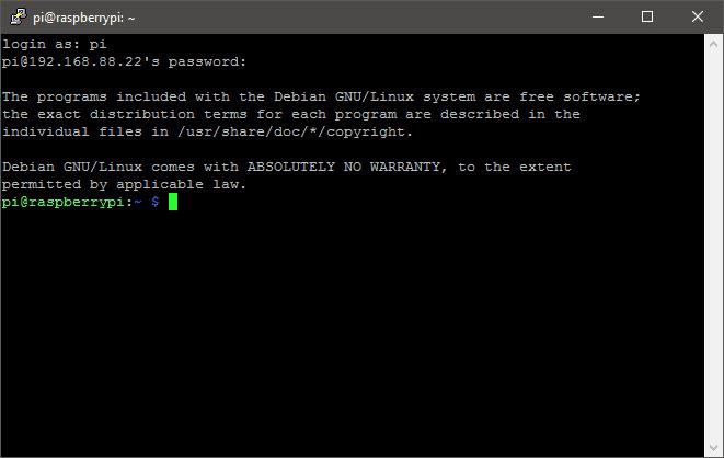 Boot Raspberry Pi