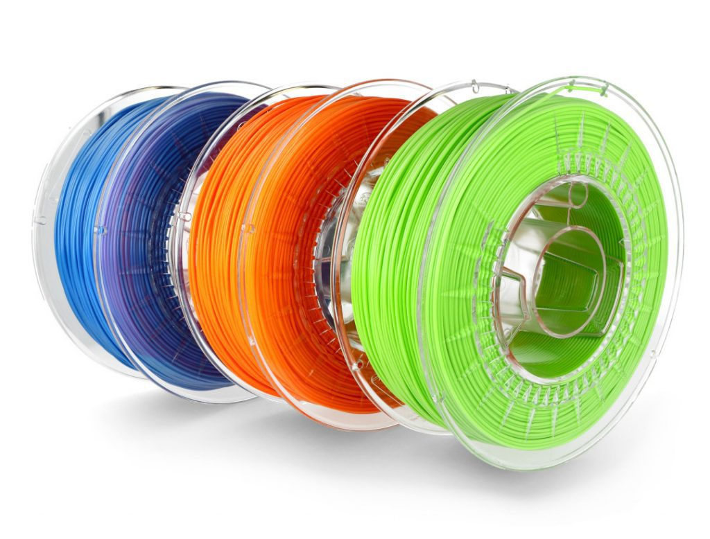 Filamenty do druku 3D