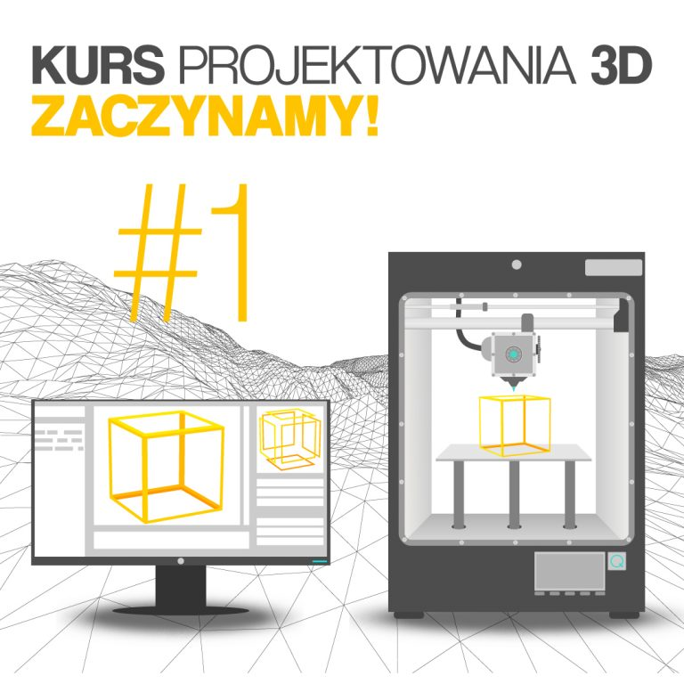 Kurs projektowania 3D
