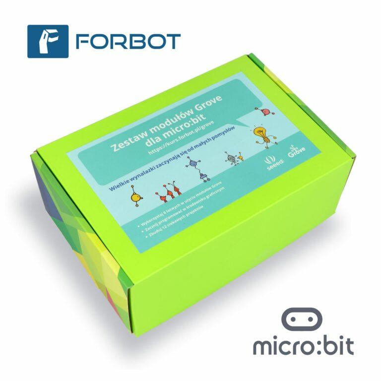 Zestaw modułów Grove dla micro:bit