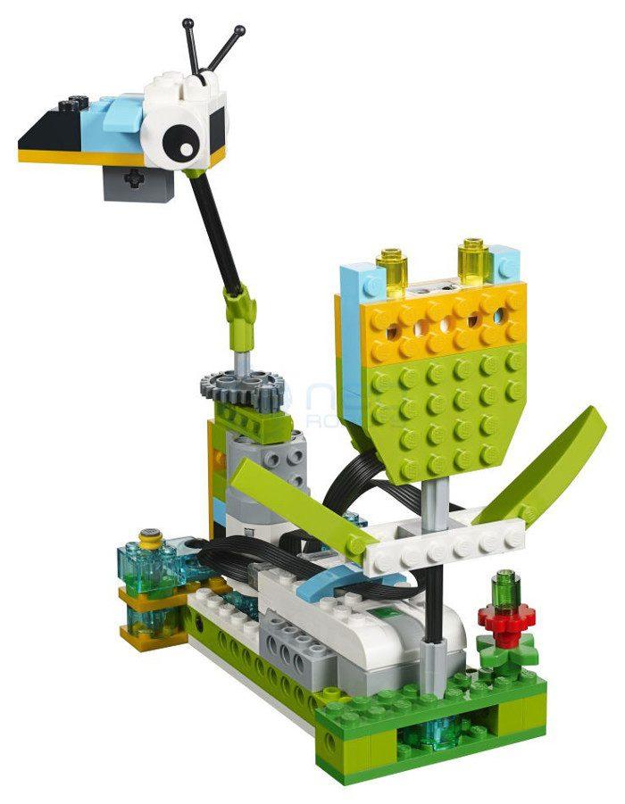 Projekt stworzony z Lego WeDo 2.0