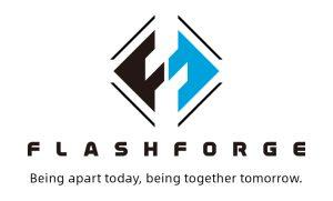 Flashforge - Flash Forge - logo