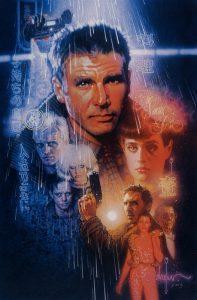 Blade Runner Łowca Androidów - plakat - Botland