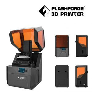 Drukarka 3D Flashforge DLP Hunter