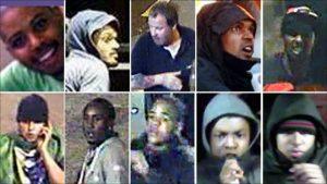 Londyn - CCTV