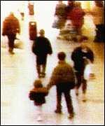 Bulger CCTV - porwanie