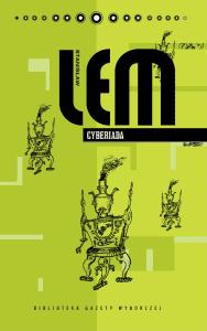Cyberiada - Stanisław Lem - okładka