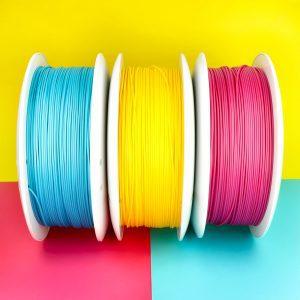 Filamenty 3D Fiberlogy - druk 3D