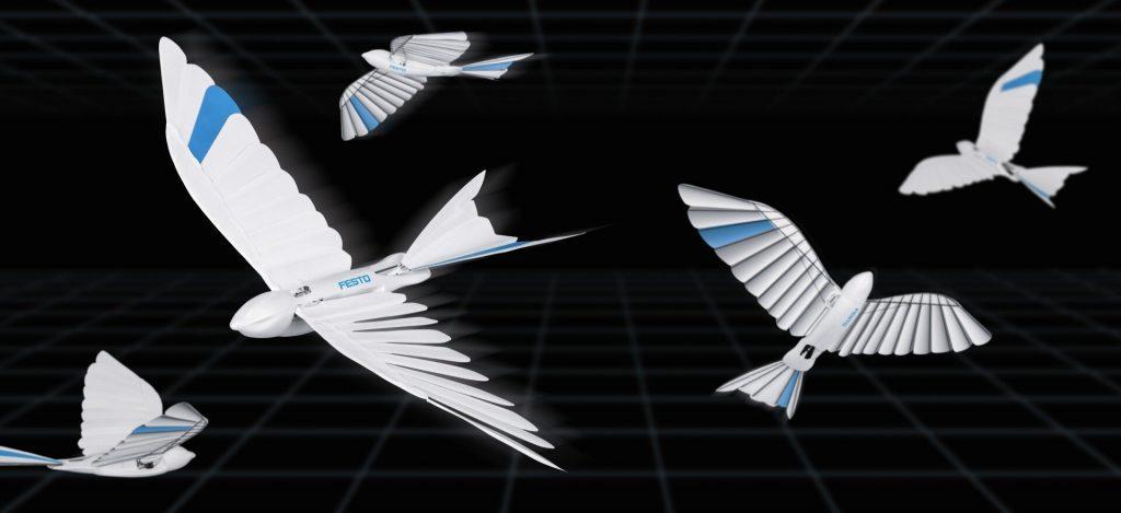 Festo Bionic Swift