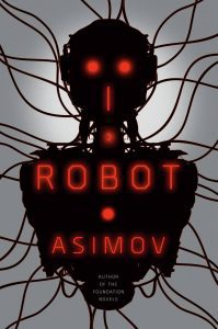 Ja robot okładka Isaac Asimov