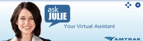 Julie chatbot chat bot