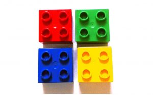 Lego Duplo logo Windows