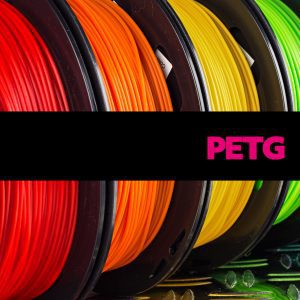 Filament do druku 3D - filamenty PETG - Botland