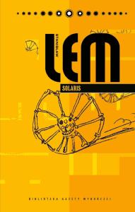 Solaris - Stanisław Lem - okładka