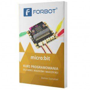 Forbot kurs Micro:bit - książka
