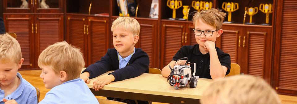 Robotyka dla dzieci - roboty edukacyjne