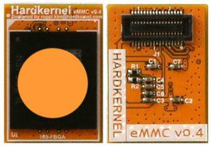 pamięć eMMC memory Hardkernel Odroid
