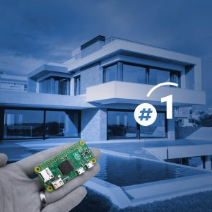 Smart home - instalacje - inteligentny dom z Raspberry Pi Zero