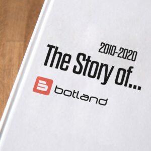 Firma Botland historia