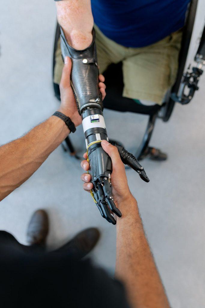 Bioniczne protezy