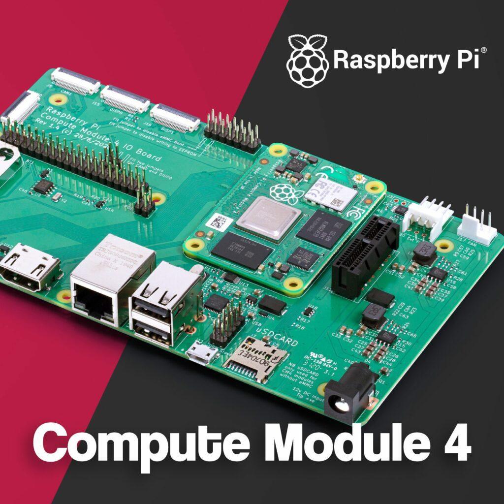 Raspberry Pi Compute Module CM4