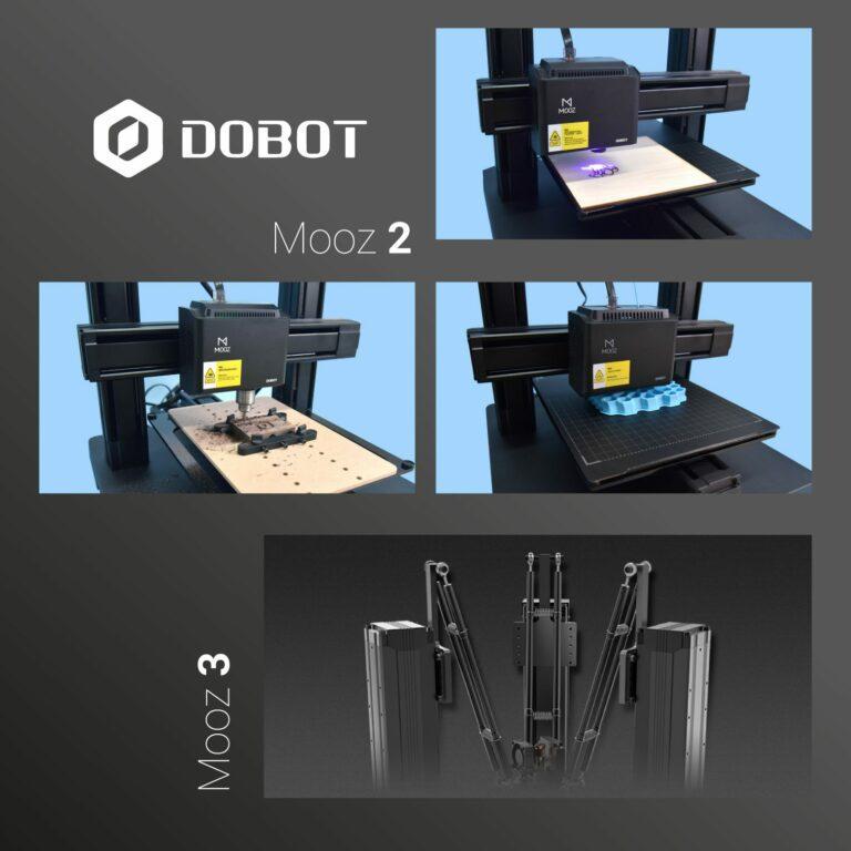 Drukarka 3D Dobot Mooz 2 Dobot Mooz 3