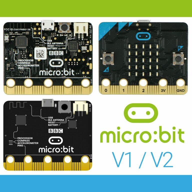 BBC micro:bit V2 premiera