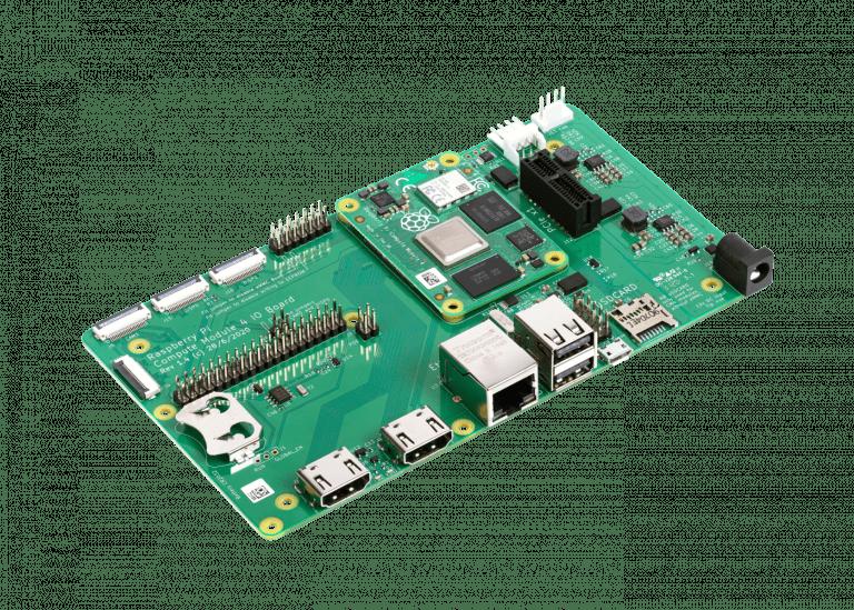 Raspberry Pi 4 CM 4 IO Board Botland