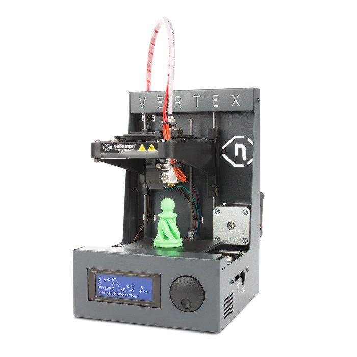 Złożona drukarka 3D Vertex Nano K8600 Velleman