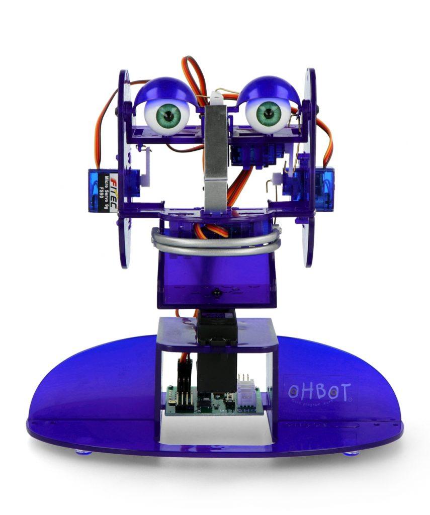 Głowa robota Ohbot dla systemu Windows