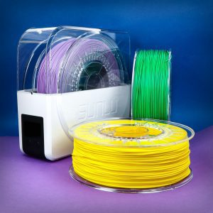 Suszenie filamentu Sunlu