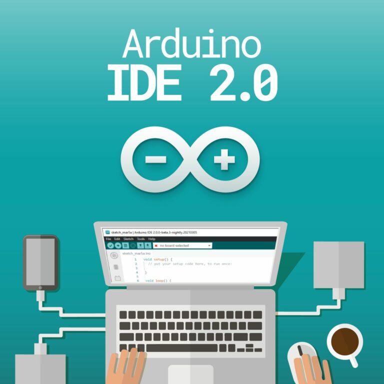 Premiera Arduino IDE 2.0