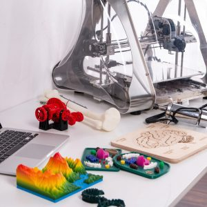 FFF/FDM w druku 3D - okładka artykułu