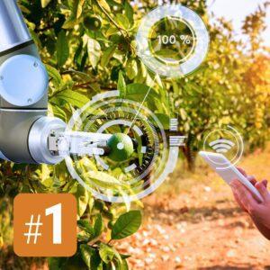 Inteligentne rolnictwo - okładka artykułu Botland Blog