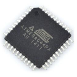 AVR w obudowie SMD