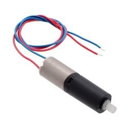 Silniki DC sub-micro z przekładnią