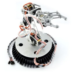 Ramiona robotów