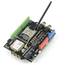 Arduino Shield - komunikacja