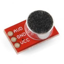 Mikrofony i detektory dźwięku