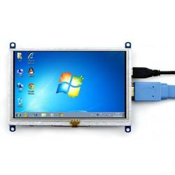 Wyświetlacze LCD TFT